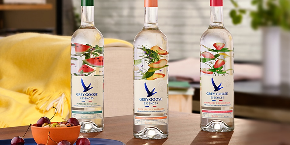 What is GREY GOOSE<sup>®</sup> Essences?