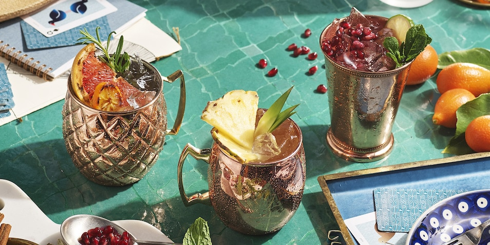 When is National Moscow Mule Day?