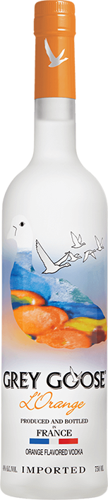 GREY GOOSE® L'Orange bottle