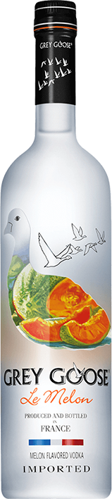 GREY GOOSE® Le Melon tequila bottle