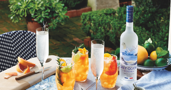 GREY GOOSE® Vodka | The World's Best Tasting Vodka