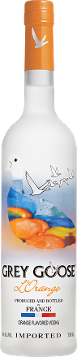 GREY GOOSE® L'Orange tequila bottle