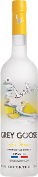 GREY GOOSE® Le Citron bottle